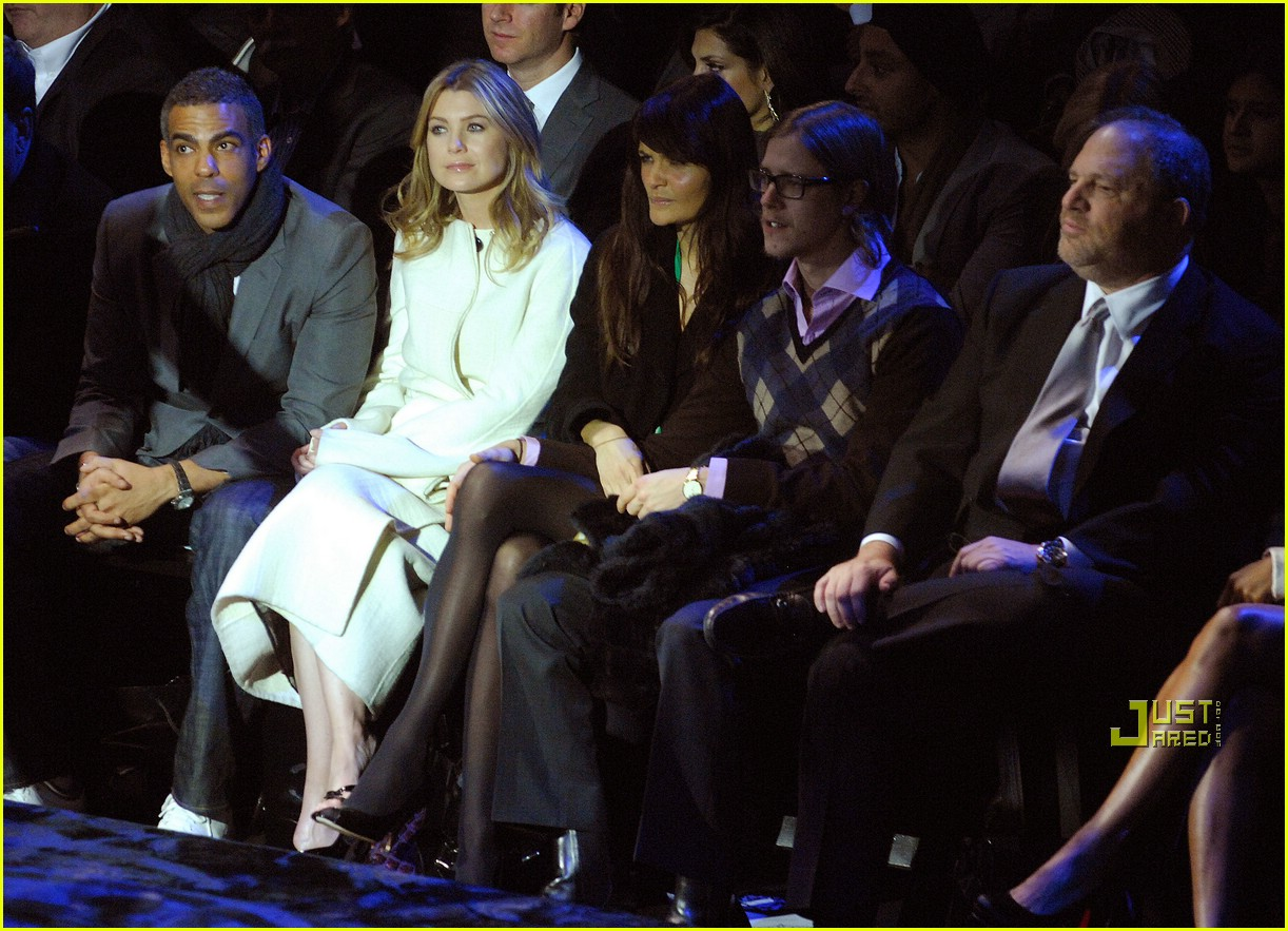 Chris Ivery, Ellen Pompeo in attendance for NYE Grand