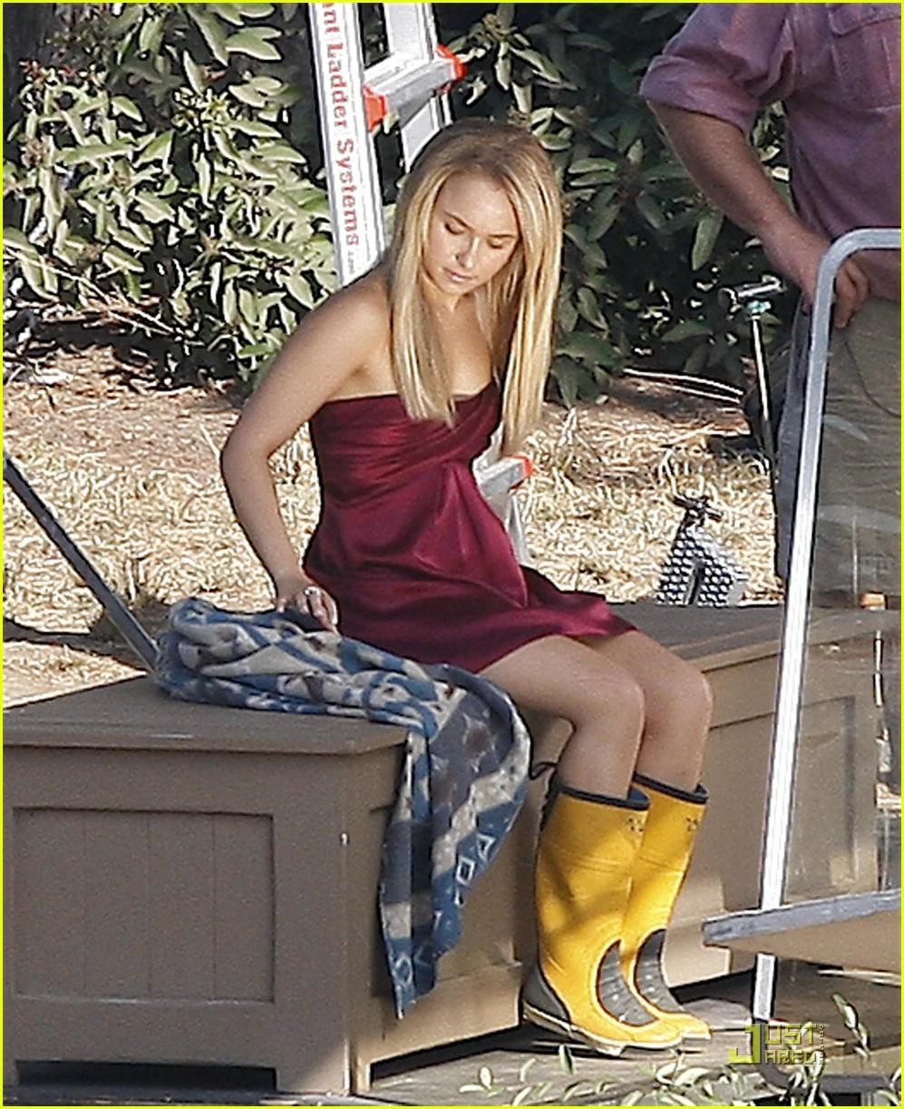 Hayden Panettieres Nude Scene In I Love You Beth Cooper