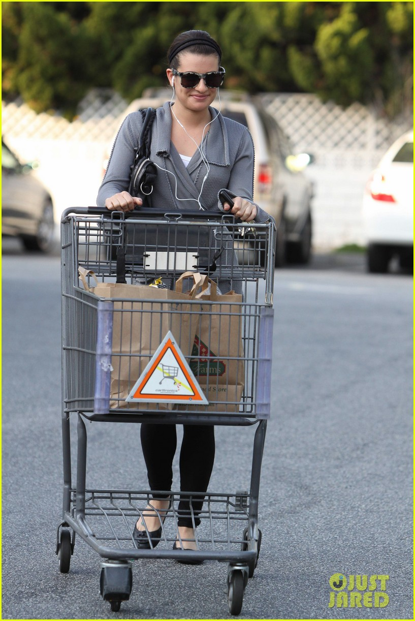 Photos from Lea Micheles Style Evolution on Glee: Frumpy