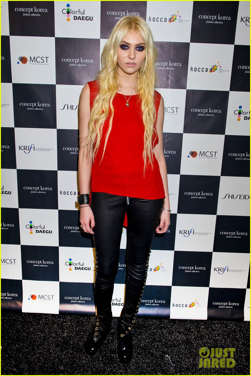 Taylor Momsen Shares Excitement About The New Deal Of The