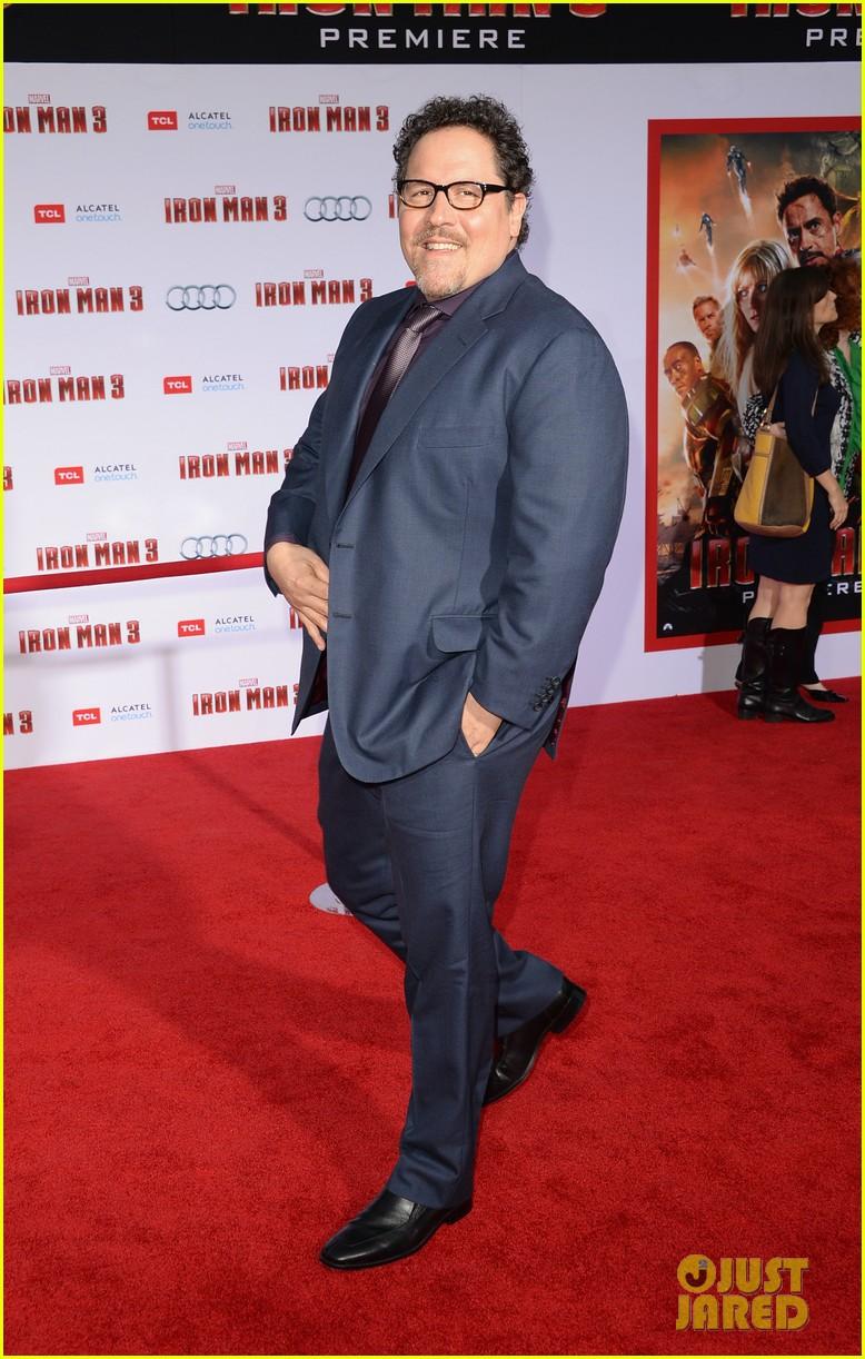 robert downey jr guy pearce iron man 3 premiere 132857578