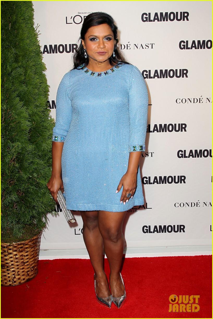 Mindy Kaling Zosia Mamet Dress To Impress At Glamour Women Of The Year Awards 2014 Photo 3239493 Bruce Willis Emma Heming Mindy Kaling Zosia Mamet Pictures Just Jared