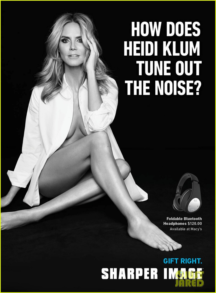 heidi-klum-flaunts-naked-body-for-sharper-image-holiday
