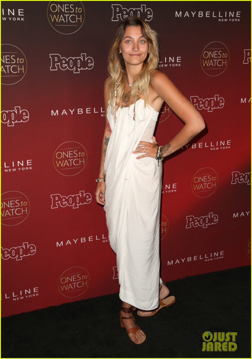paris jackson julia michaels sasha pieterse more step out for people mags ones to watch party 023968341