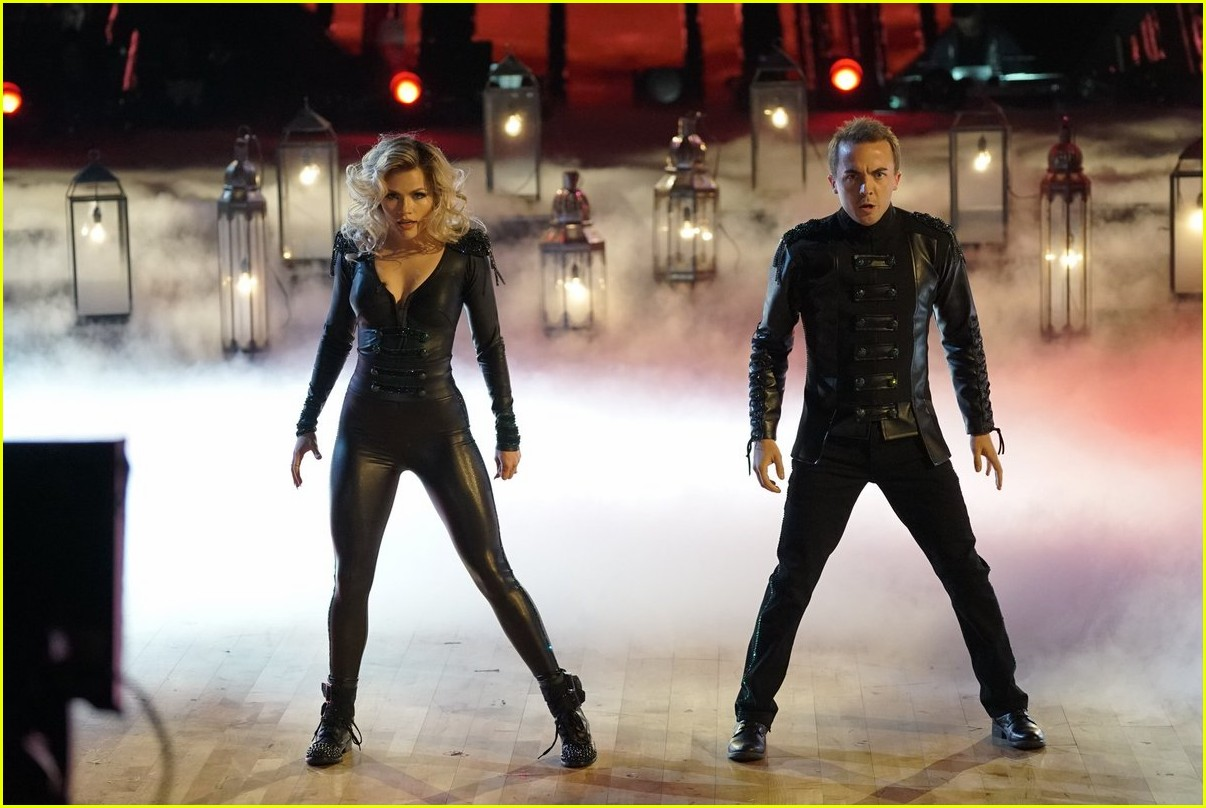 frankie muniz dancing with the stars finale 023990983
