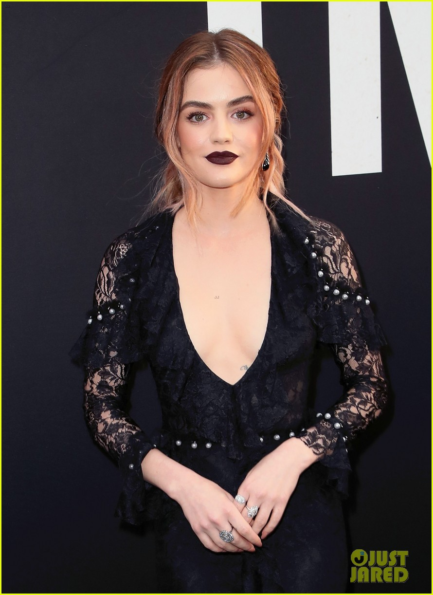 lucy hale tyler posey truth or dare premiere 144063760