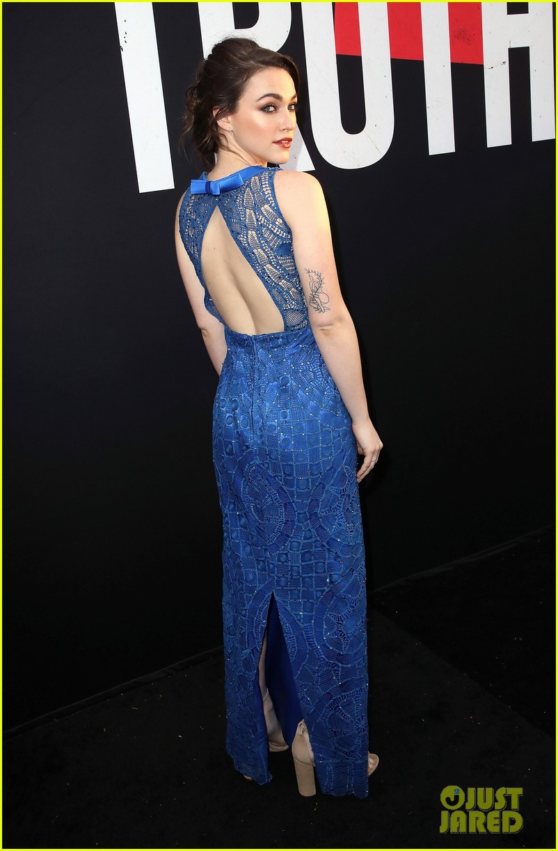 lucy hale tyler posey truth or dare premiere 344063780