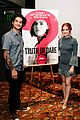Photo 10 of Lucy Hale Goes Gothic at 'Truth or Dare' Premiere with Tyler Posey