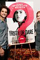 Photo 82 of Lucy Hale Goes Gothic at 'Truth or Dare' Premiere with Tyler Posey