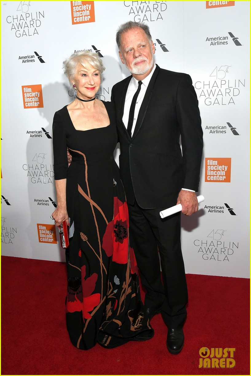 helen mirren supported by famous friends at chaplin award gala 154075052