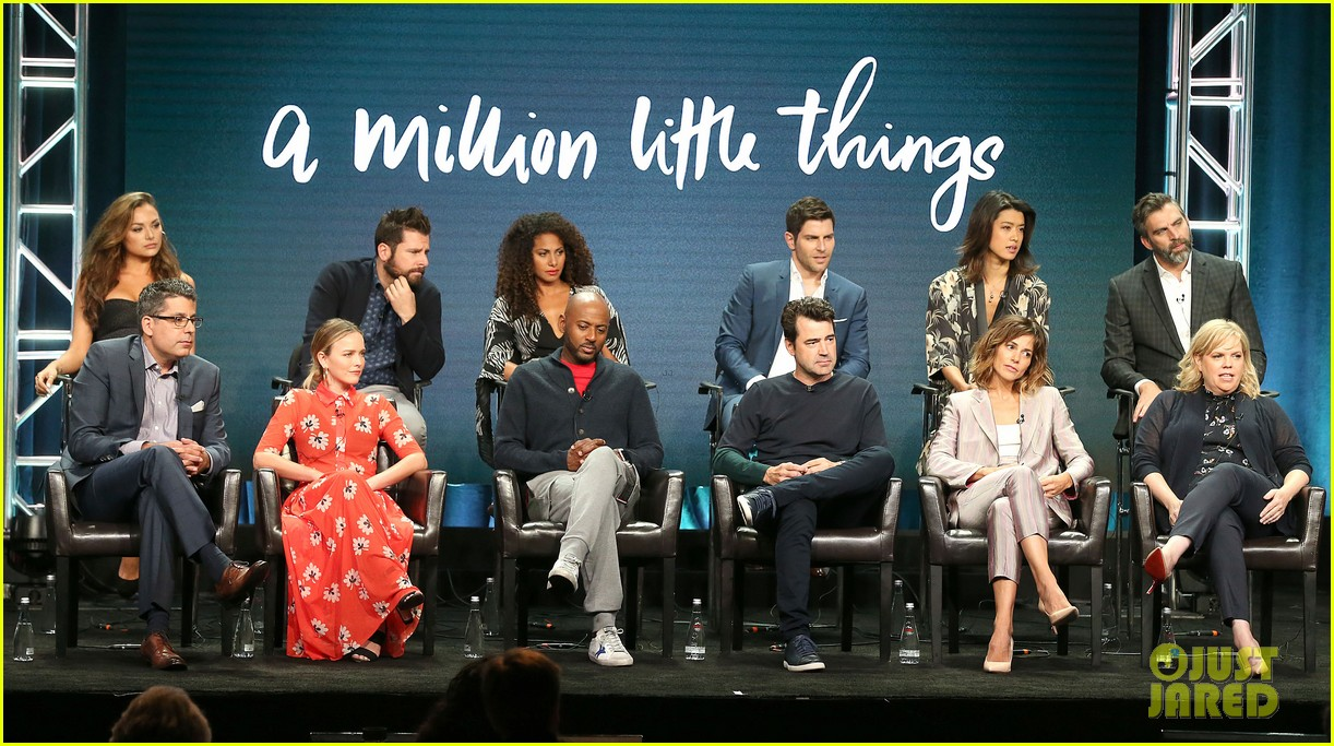 ron livingston brings new show a million little things to tcas 144125906
