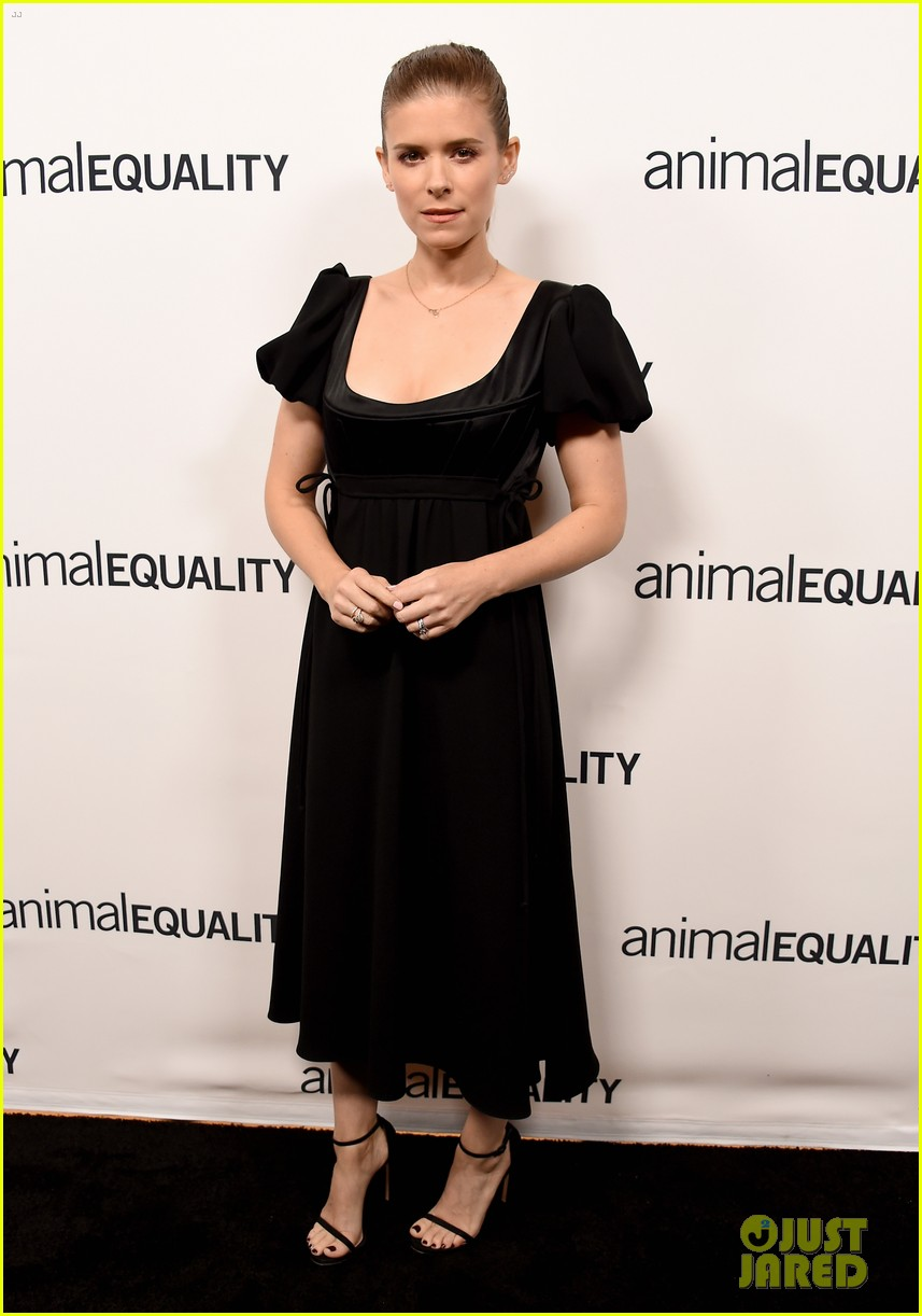kate rooney mara step out for animal equality gala 014171478