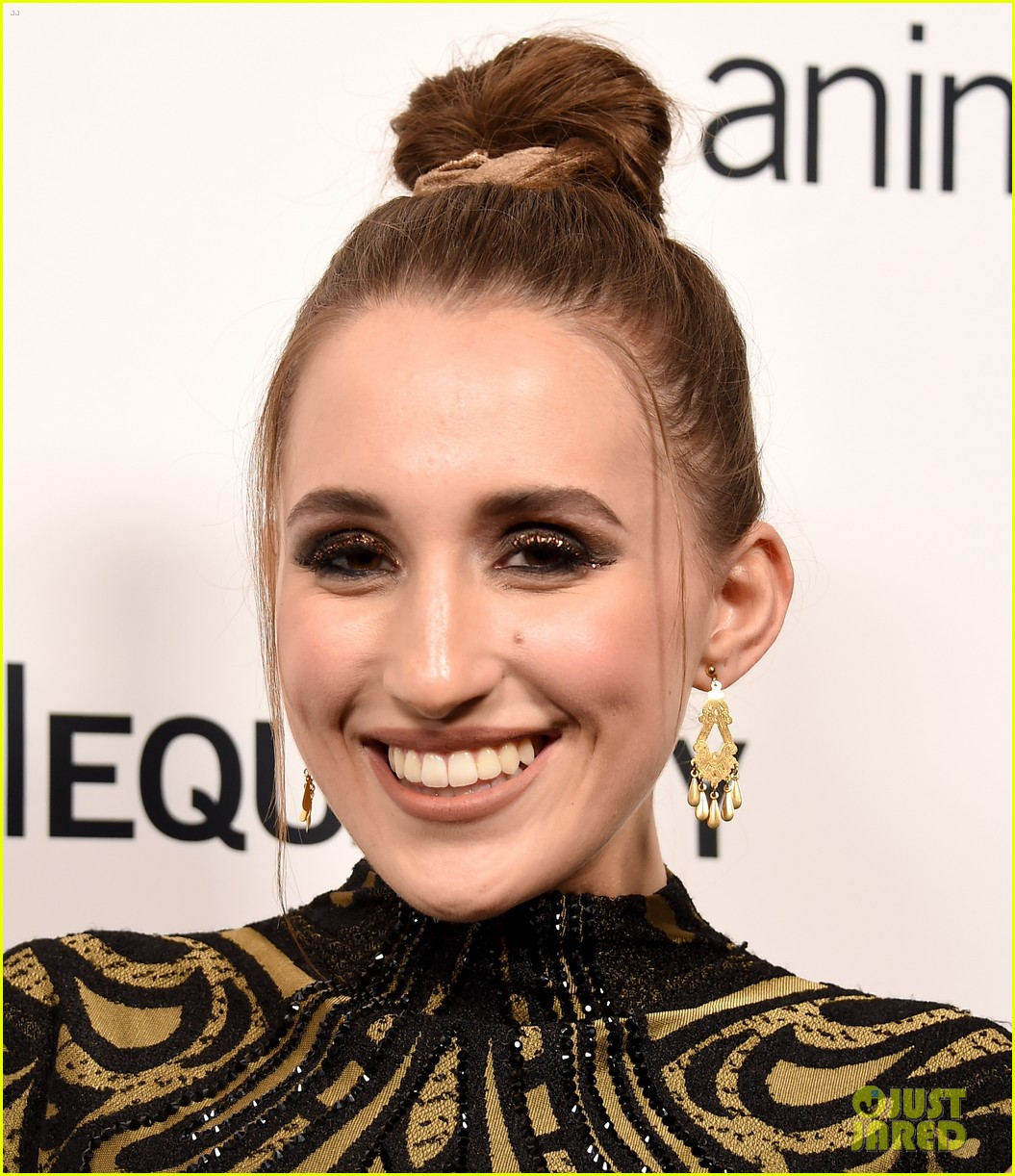 kate rooney mara step out for animal equality gala 184171495