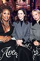rachel brosnahan michelle williams saks fifth ave christmas lighting 04