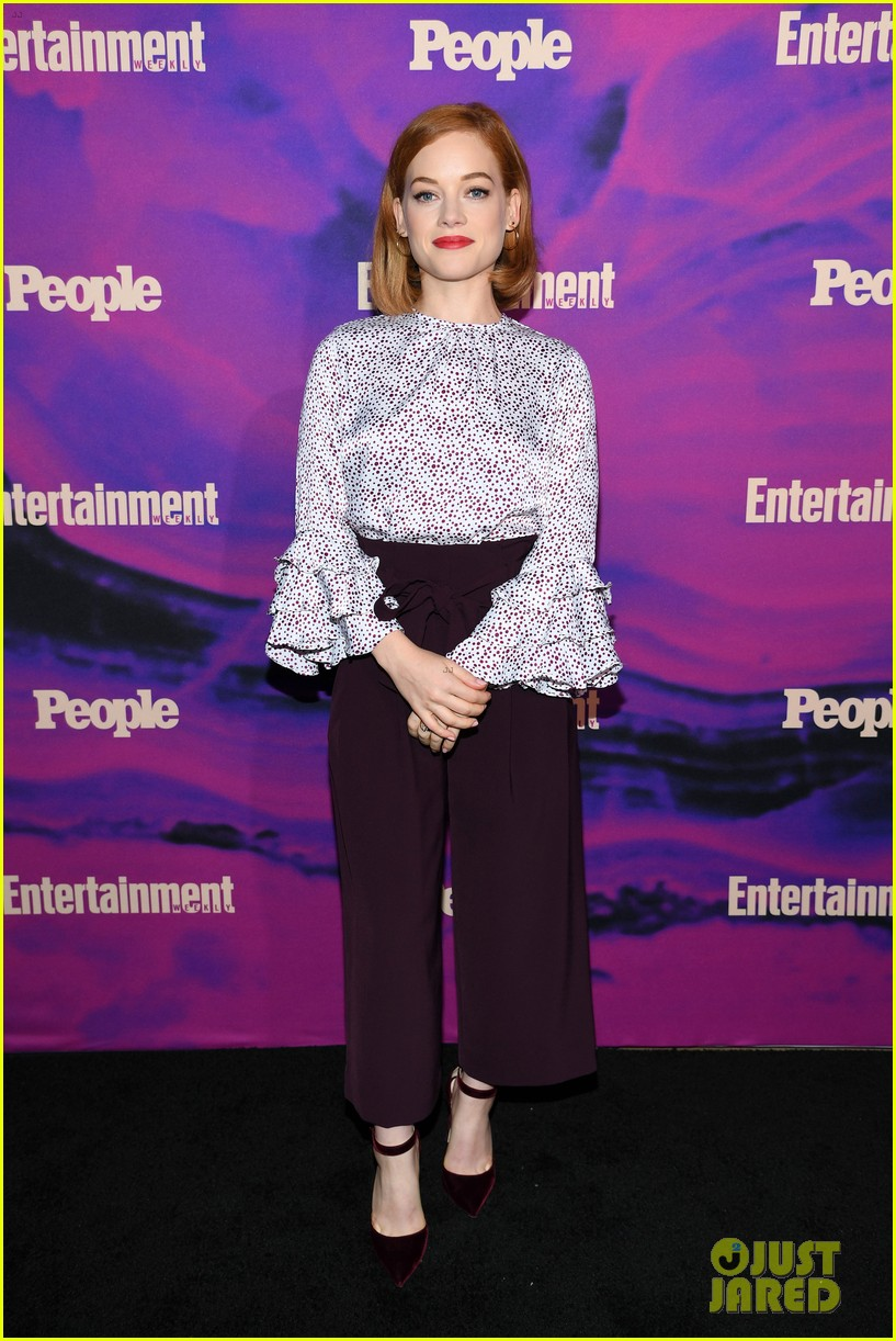 julianne hough josh dallas more tv stars celebrate upfronts at ew people party 104290820