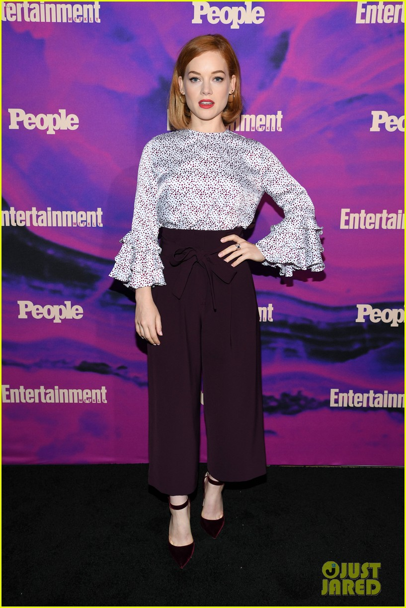 julianne hough josh dallas more tv stars celebrate upfronts at ew people party 114290821