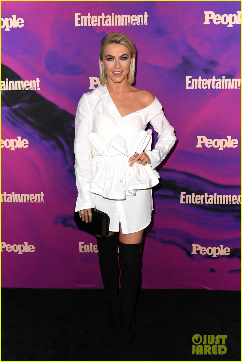 julianne hough josh dallas more tv stars celebrate upfronts at ew people party 424290852