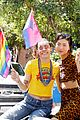 laura linney tales of the city pride parade 04