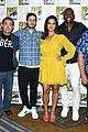 Photo 4 of Andy Samberg & Melissa Fumero Bring 'Brooklyn Nine Nine' to Comic-Con 2019!
