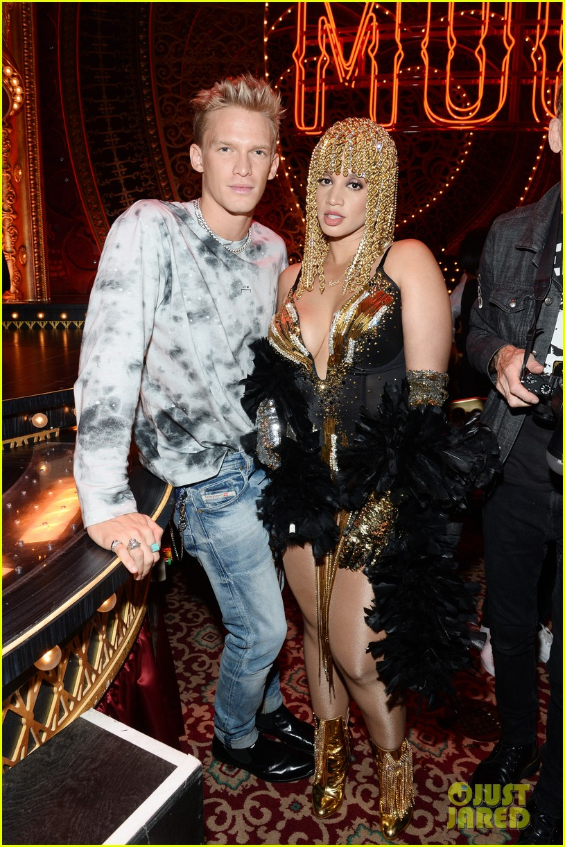 the blonds moulin rouge nyfw show 044349744