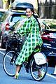 tracee ellis ross wears glam outfit on bike ride 05