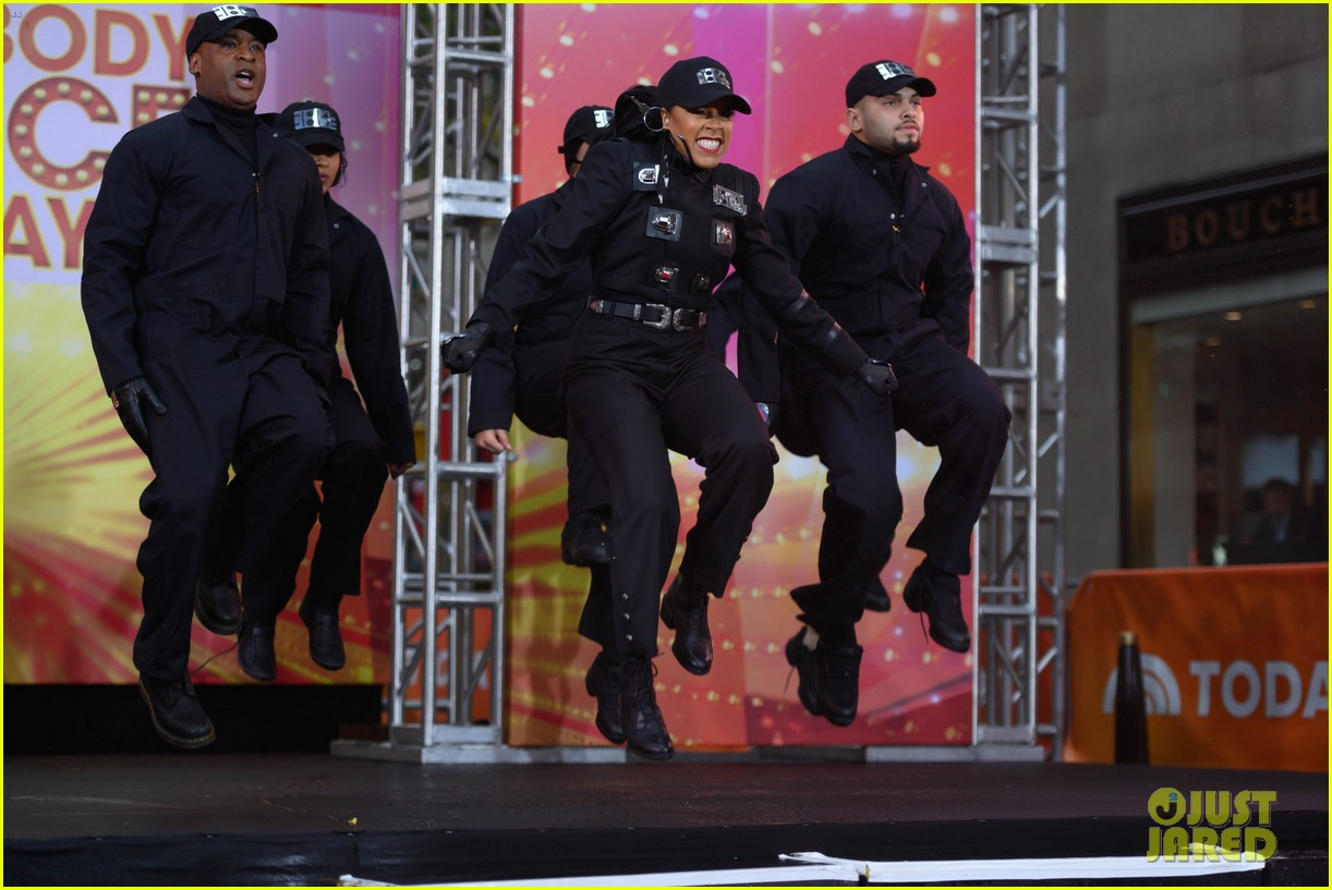today show crew show off their moves as famous dancers for halloween 044379620