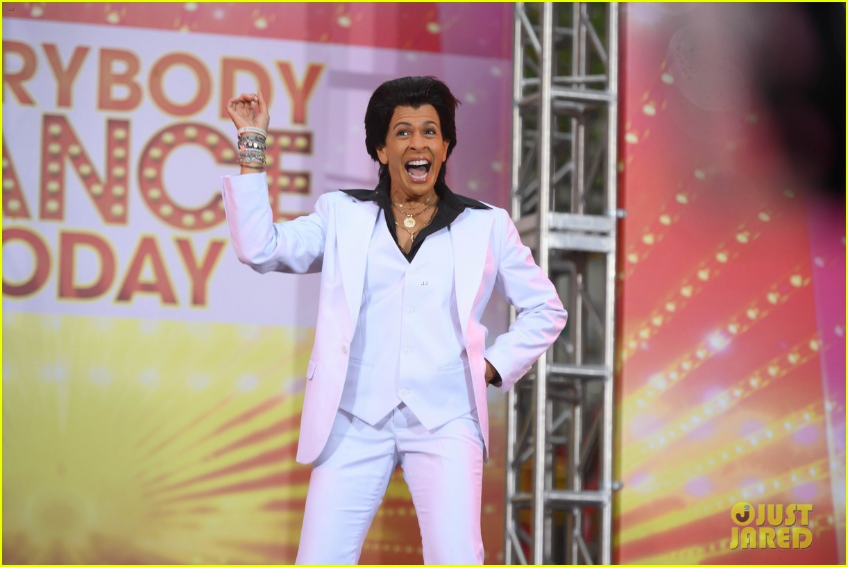 today show crew show off their moves as famous dancers for halloween 104379626