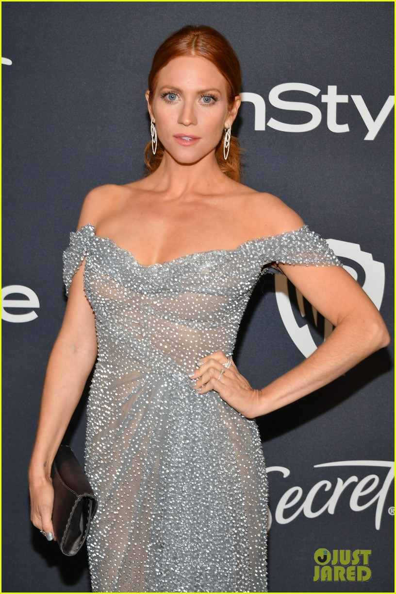 ashley greene hubby paul khoury couple up at golden globes after party 044411625