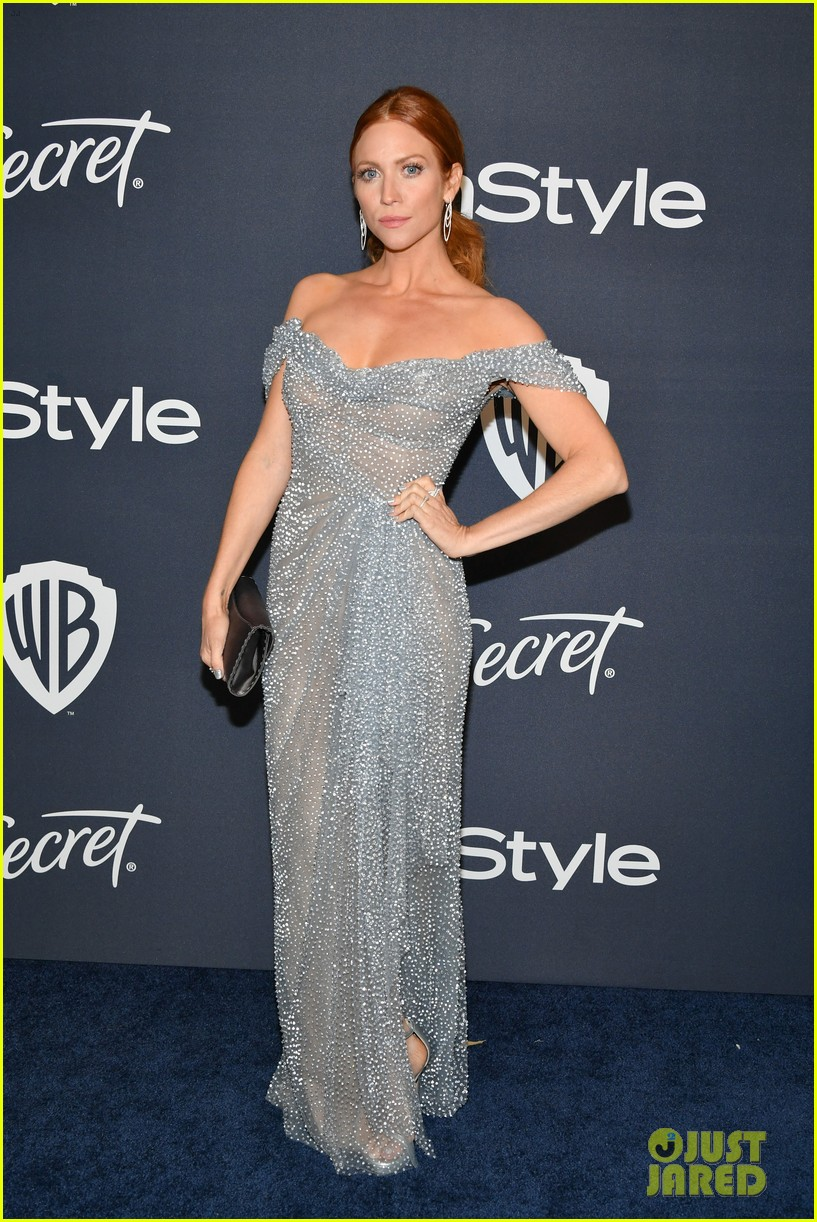 ashley greene hubby paul khoury couple up at golden globes after party 084411629