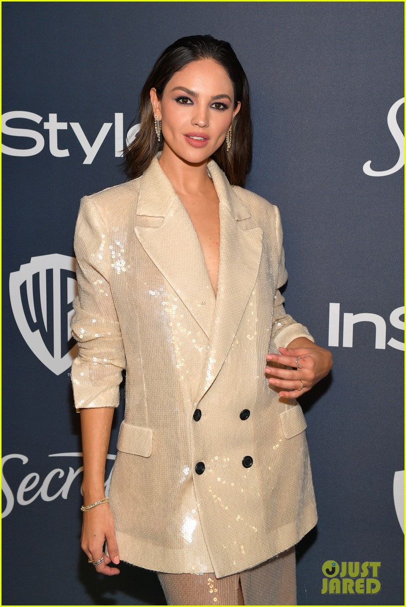 ashley greene hubby paul khoury couple up at golden globes after party 154411636