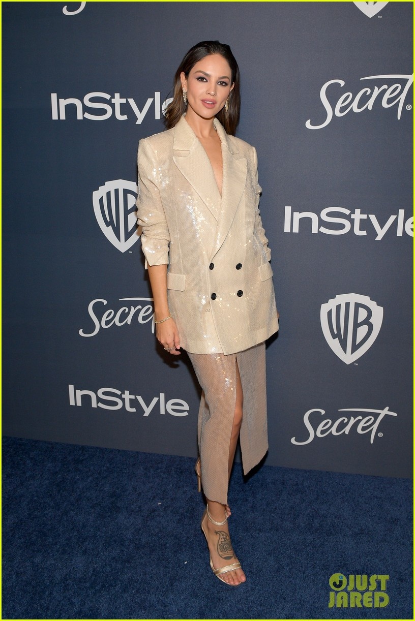 ashley greene hubby paul khoury couple up at golden globes after party 244411645