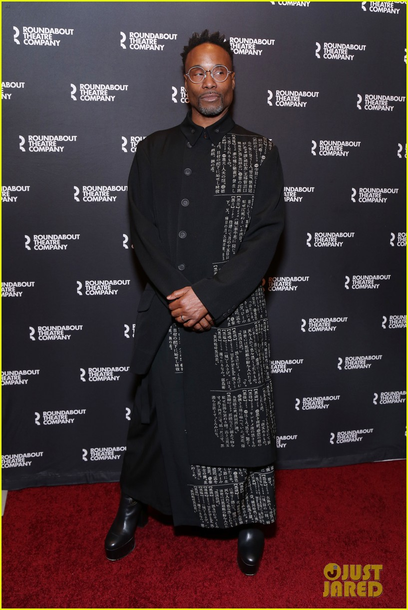 billy porter tony shalhoub more step out to support a soldiers play broadway opening 024420224