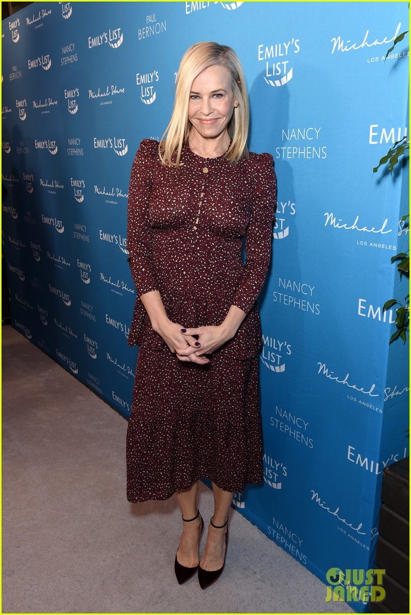 eva longoria chelsea handler more kick off oscars week at emilys list brunch 044429449