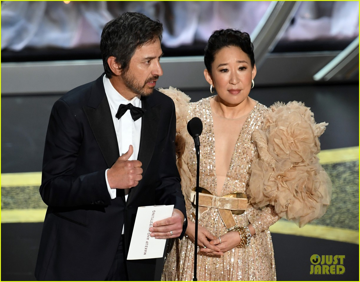 what did ray romano say oscars 2020 bleeped while presenting 024434473