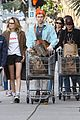 ashley benson cara delevingne kaia gerber stock up on groceries together for quarantine 05