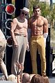 Photo 12 of Hollywood's Jake Picking Once Had a Shirtless Scene with Zac Efron & Robert De Niro!