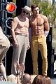Photo 36 of Hollywood's Jake Picking Once Had a Shirtless Scene with Zac Efron & Robert De Niro!