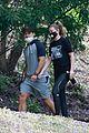 ellen pompeo giacomo gianniotti go for a hike 37