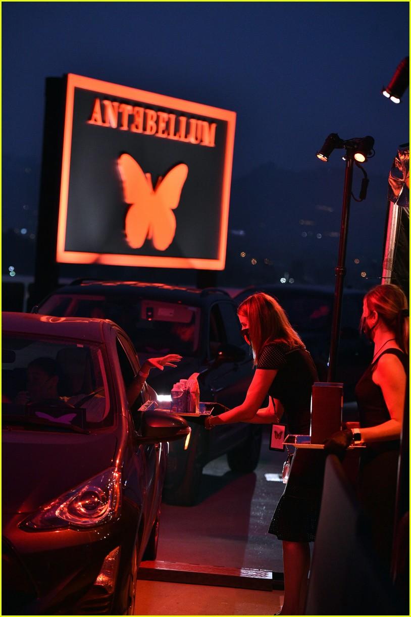janelle monae antebellum drive in premiere 36