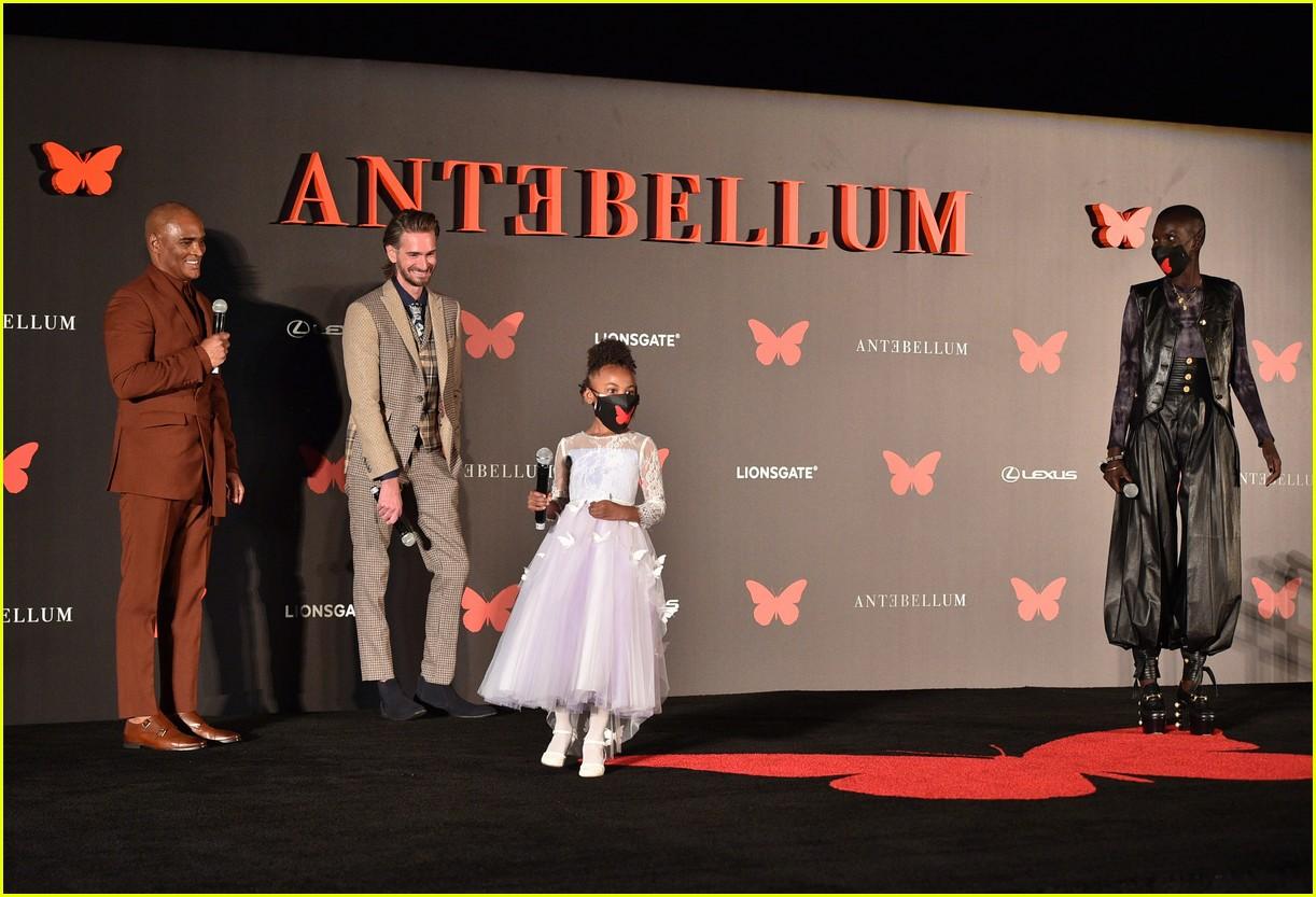 janelle monae antebellum drive in premiere 374483589