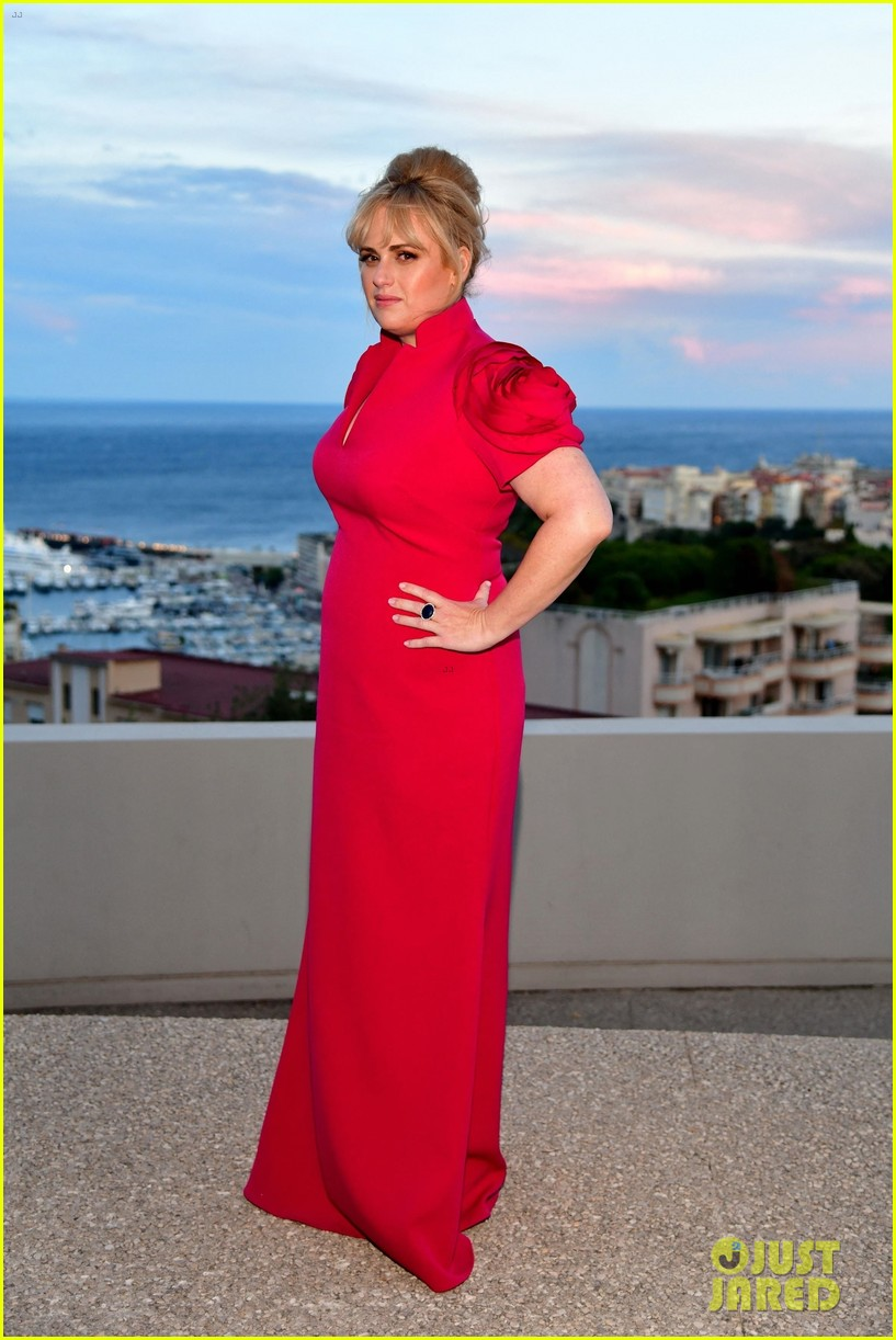rebel wilson date night in monaco with jacob busch 044488137