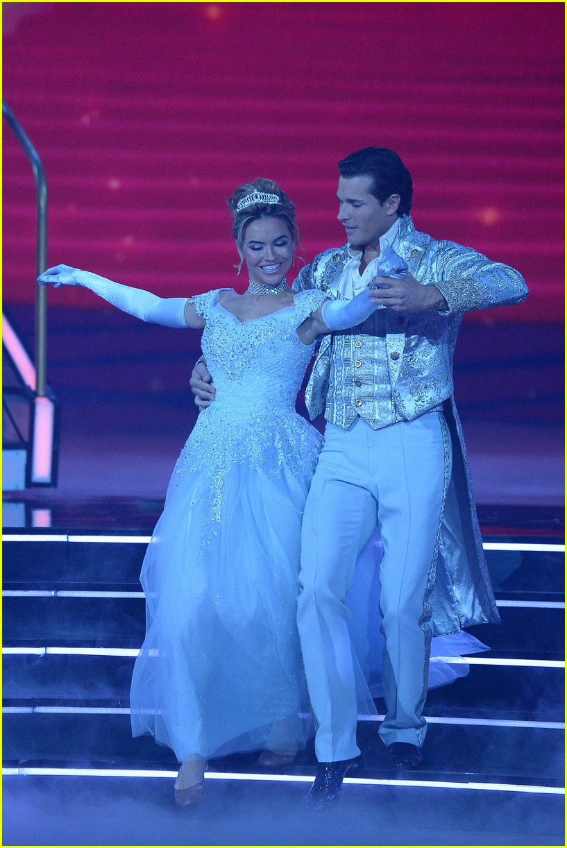chrishell stause cinderella dancing with the stars 024488702