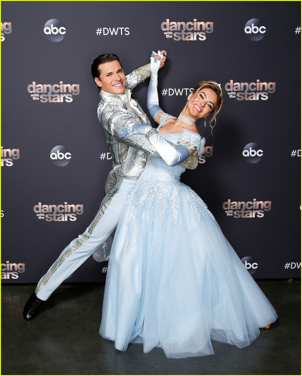 chrishell stause cinderella dancing with the stars 054488705