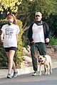 Photo 62 of Jon Hamm & Girlfriend Anna Osceola Take His Dog for a Walk in Los Feliz