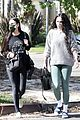 Photo 14 of Demi Moore Gets In A Workout With Daughter Rumer Willis