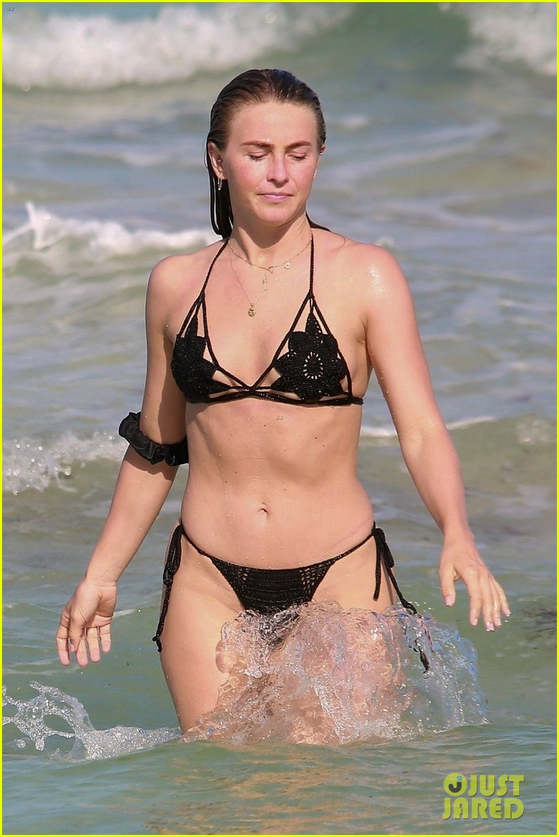 julianne hough at the beach in mexico 044548657