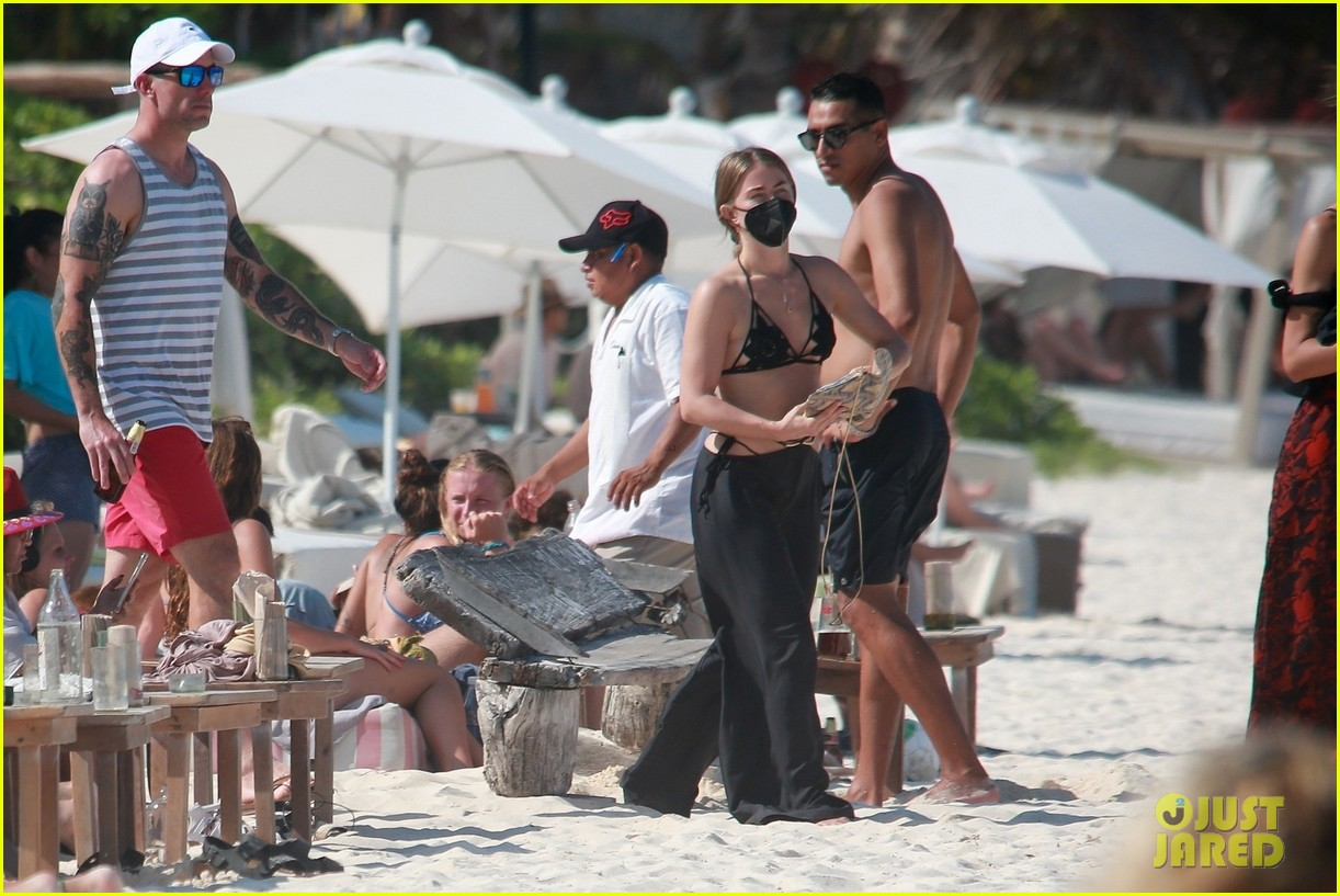 julianne hough at the beach in mexico 054548658
