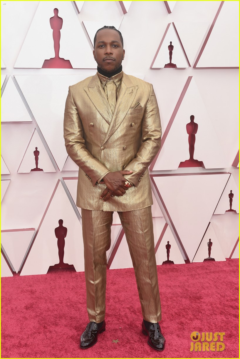 gold trend looks red carpet oscars 174547963