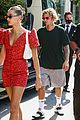 Photo 46 of Justin Bieber Cuddles With Wife Hailey While Out & About in Miami