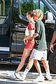 Photo 82 of Justin Bieber Cuddles With Wife Hailey While Out & About in Miami